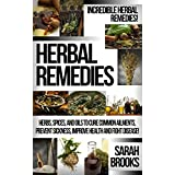 "This ""Herbal Remedies"" book contains proven steps and strategies on how to benefit from affordable, safer and effective treatments for common ailments, chronic conditions and diseases using herbal remedies.Today only, get this Amazing Amazon book for..."
