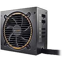 be quiet! Pure Power 11 cm ATX PC Netzteil 600W schwarz 80PLUS Gold mit Kabelmanagement BN298
