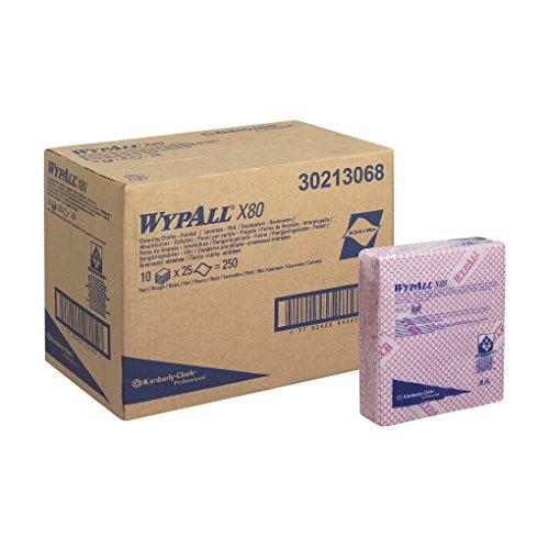wypall-13068-x80-panni-di-pulizia-hydroknit-piegati-in-quattro-10-x-25-panni-a-1-velo-rosso