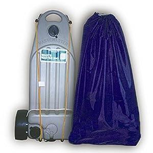51shlXBRxgL. SS300  - PENNINE Caravan Wastemaster Waste Hog Storage Bag - blue