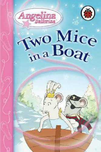 Two mice in a boat.