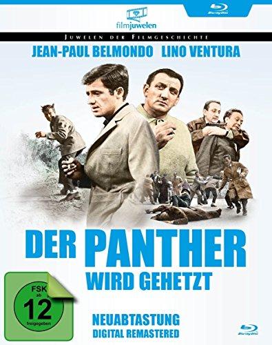 Bild von Der Panther Wird Gehetzt [Blu-ray]