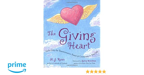 Image result for The Giving Heart MJ Ryan