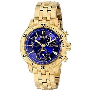 Tissot T0674173304100 – Reloj cronógrafo de caballero de cuarzo
