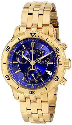 Tissot Herren-Armbanduhr PRS 200 Chrono Quartz T0674173304100
