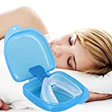 HHORD Stop Snoring Mouthpiece - Proven Solution To Eliminate & Cure Snore Issues Fast - Brand New Professional Anti Snoring Sleep Device
