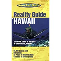 Snorkel Bob's Reality guide to Hawaii by Robert Wintner (Snorkel Flessibile)
