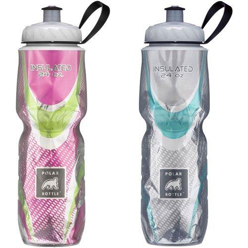 Polar Flasche 680,4Isoliert Wasser Flasche 2Stück, Spin