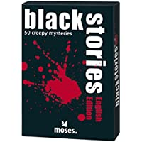 Moses Verlag 364 - Historias Negras 1, Edición en Inglés [importado de Alemania]