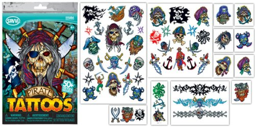 pirate-themed-girls-boys-temporary-tattoos-50-assorted-tattoos