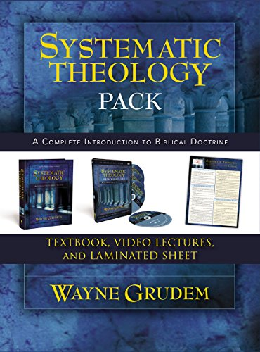 Systematic Theology Pack: A Complete Introduction to Biblical Doctrine por Wayne A. Grudem