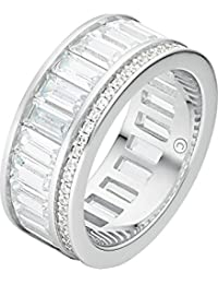 C-Collection by CHRIST Damen-Ring Silber 78 Zirkonia (silber)