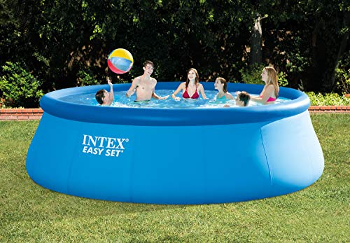 Intex Easy Set Aufstellpool, blau, Ø 457 x 122 cm - 2