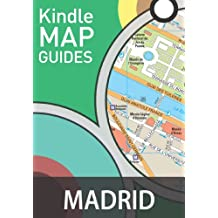 Madrid Map Guide (Street Maps) (English Edition)