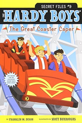 The Great Coaster Caper (Hardy Boys: The Secret Files, Band 9)
