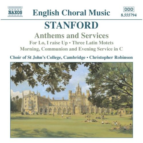 Morning, Communion and Evening Services in C major, Op. 115: Benedictus