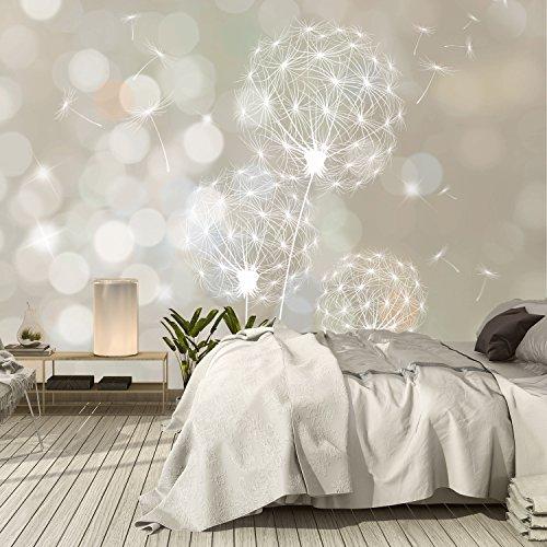 livingdecoration Papel Pintado Flores Panadero 366cm x 254cm decoración Fotomurales incluyendo pegamento