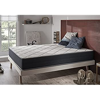 naturalex matelas supervisco 140 x 190 cm blue latex thermosoft mousse m moire 7 zones. Black Bedroom Furniture Sets. Home Design Ideas