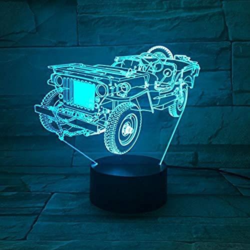 Kind Toy Story Buzz Lightyear Woody Led Farbwechsel Tischdekor 3D Nachtlicht Kinder Baby Weihnachten Festival Geburtstagsgeschenk ()