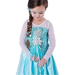 Vestito Abbigliamento Di Frozen 120CM