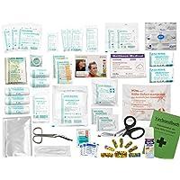 Komplett-Set Erste-Hilfe KITA PLUS 3 DIN/EN 13157 für Betriebe incl. Sprühpflaster & Notfallbeatmungshilfe preisvergleich bei billige-tabletten.eu