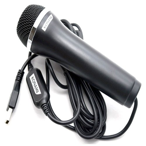 Einfach Silber–Neue USB Mikrofon Let \'s Sing 2016ES Lippen xbox-1/360PS2/PS3/PS4Männlich PC Skype