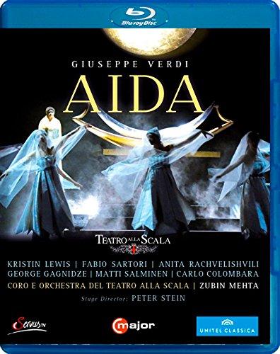 Verdi: Aida (Teatro alla Scala 2015) [Blu-ray]