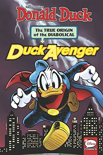 Donald Duck: The Diabolical Duck Avenger