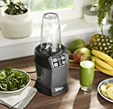 from Ninja Nutri Ninja 1000W Blender with Auto-iQ - BL480UKSG - Space Grey Model BL480UKSG
