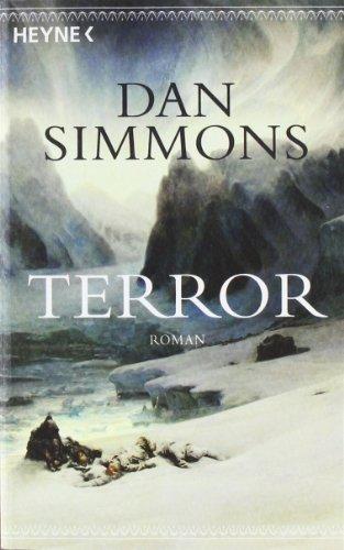 Buchseite und Rezensionen zu 'Terror: Roman' von Dan Simmons