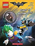 Books Best Deals - Chaos in Gotham City (The LEGO Batman Movie: Activity Book with Minfigure)