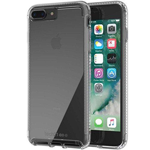 Tech21 Pure Clear, Schutzhülle für iPhone 7/8 Plus, transparent