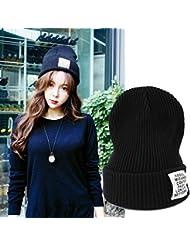 Sombrero caliente del invierno Sombreros hechos punto Sombrero de la gorrita tejida de moda sombrero de la media, 17