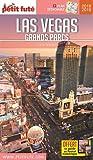Petit Futé Las Vegas Grands Parcs (1Plan détachable)