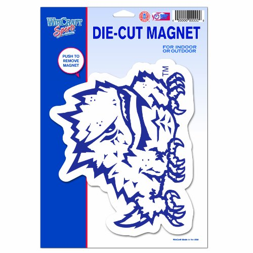 Wincraft NCAA Texas Christian gehörnten Frösche die Cut Magnet Logo