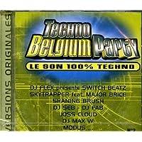 Techno Belgium Party N°2
