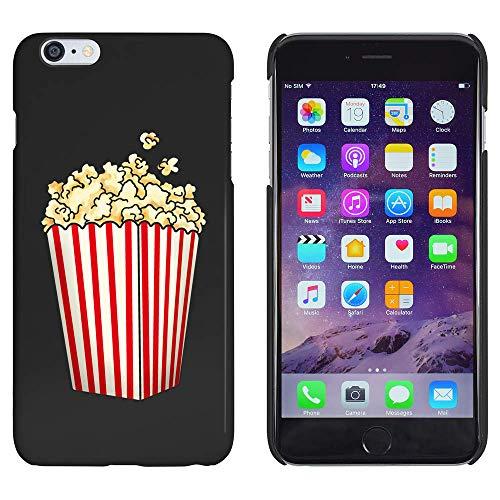 Azeeda Schwarz 'Popcorn' Hülle für iPhone 6 Plus & 6s Plus (MC00191731)