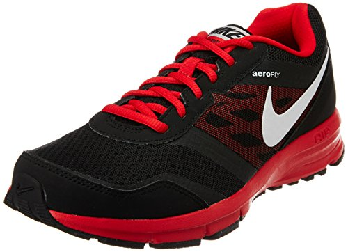 Nike Men's Air Relentless 4 MSL Red and Black Running Shoes -11 UK/India (46 EU)(12 US)  available at amazon for Rs.3809