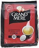 GRAND MERE Café Corsé 160 Dosettes Souples 211 g - Lot de 5