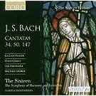Johann Sebastian Bach: Kantaten BWV 34, 50, 147