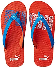 58334ab05cb6 Puma Unisex Miami Fashion II Dp Koi and French Blue Hawaii Thong Sandals -  9 UK