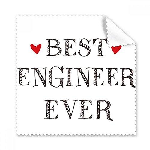 Ingenieur Ever Zitat Beruf Gläser Tuch Reinigungstuch Geschenk Handy-Display von 5x