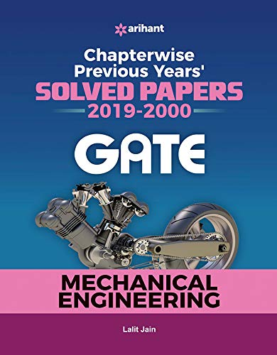 Mechanical Engineering Solved Papers GATE 2020