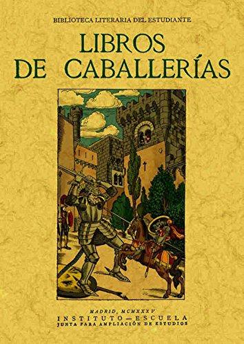 Libros de caballerías Cover Image