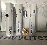 Lavylites Lavyl 150 ml Grundset: Auricum Sensitive, Auricum und Lavyl 32 Neu Original versiegelt + Bitcoinmünze