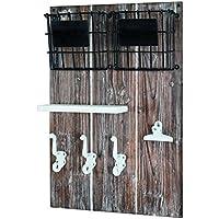 Haku Moebel 27876cuadro pense-bête madera Vintage 9x 37x 55cm