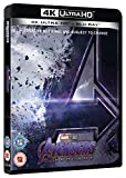 Avengers Endgame [Blu-ray + 4K UHD] [2019] [Region Free] only £25.00 on Amazon