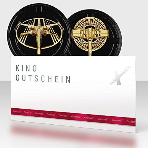 CinemaxX Star Wars 8 Filmdose X-Wing mit 1 Kinogutschein