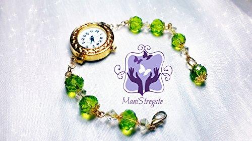 Bracciale Orologio gioiello prezioso swarovski