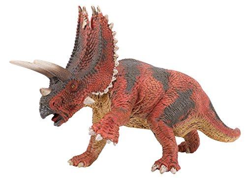 Zooawa Pentaceratops Dinosaur Figure Toy - Black + -